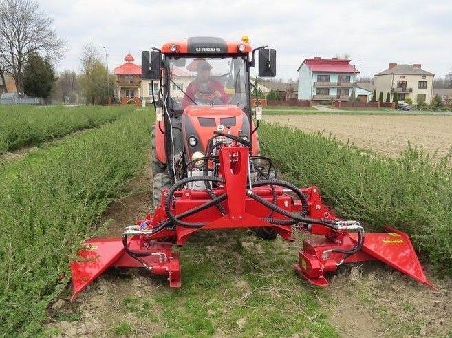 inter-row tiller