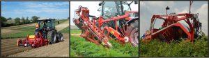 Maszyny sadownicze, maszyny warzywnicze