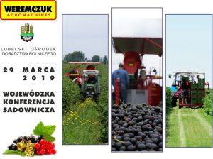 Mechaniczny zbiór owoców szansą dla producentów