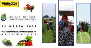 Konferencja sadownicza, maszyny do owoców