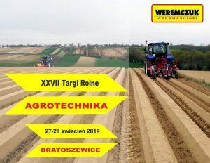 Profesjonalne maszyny rolnicze